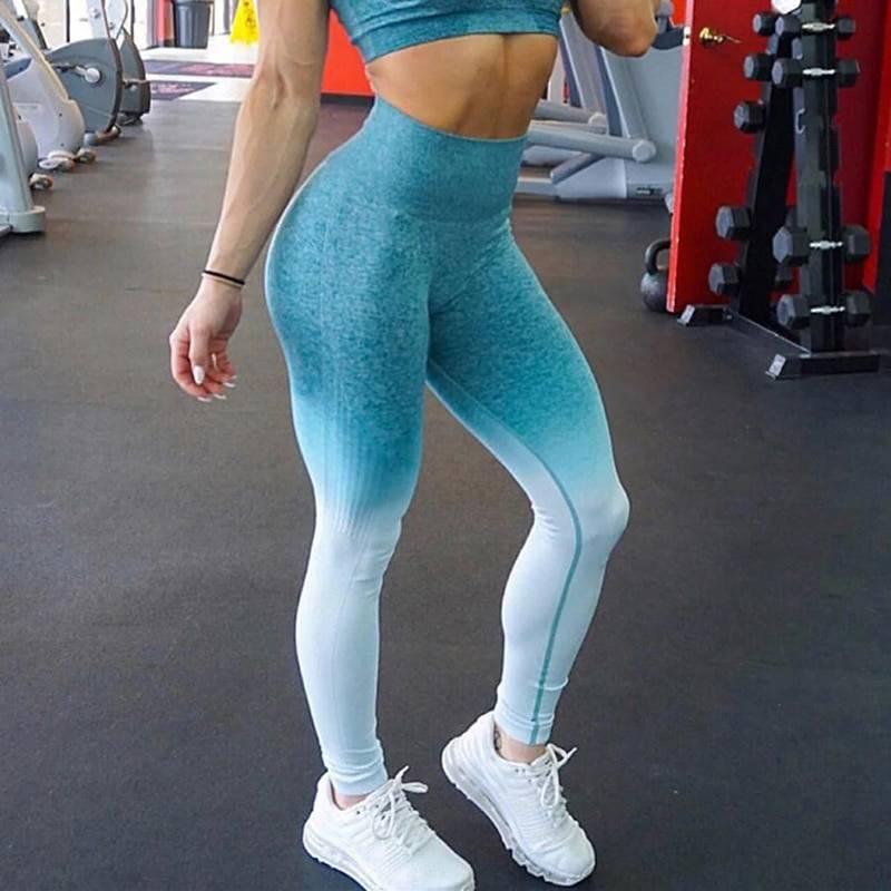 Push-Up Workout Leggings for Women Womens Clothing Leggings