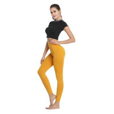 Seamless Fitness Leggings for Women Womens Clothing Leggings