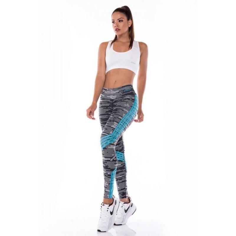 Elastic Fitness Leggings for Women Womens Clothing Leggings