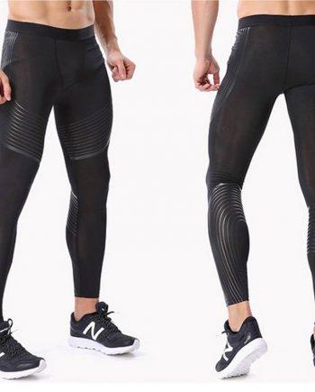 Running Compression Fitness Leggings for Men Mens Clothing Leggings
