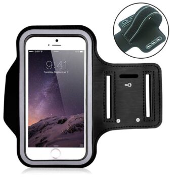 Waterproof Sports Arm Band Case for iPhone Womens Accessories Mens Accessories| The Athleisure