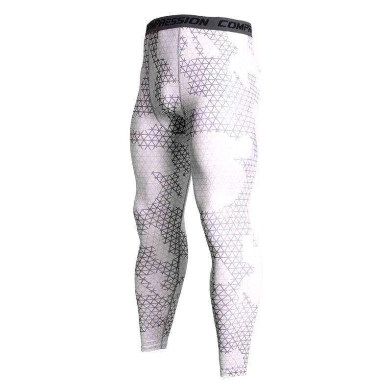 Gym Compression Leggings for Men Mens Clothing Leggings