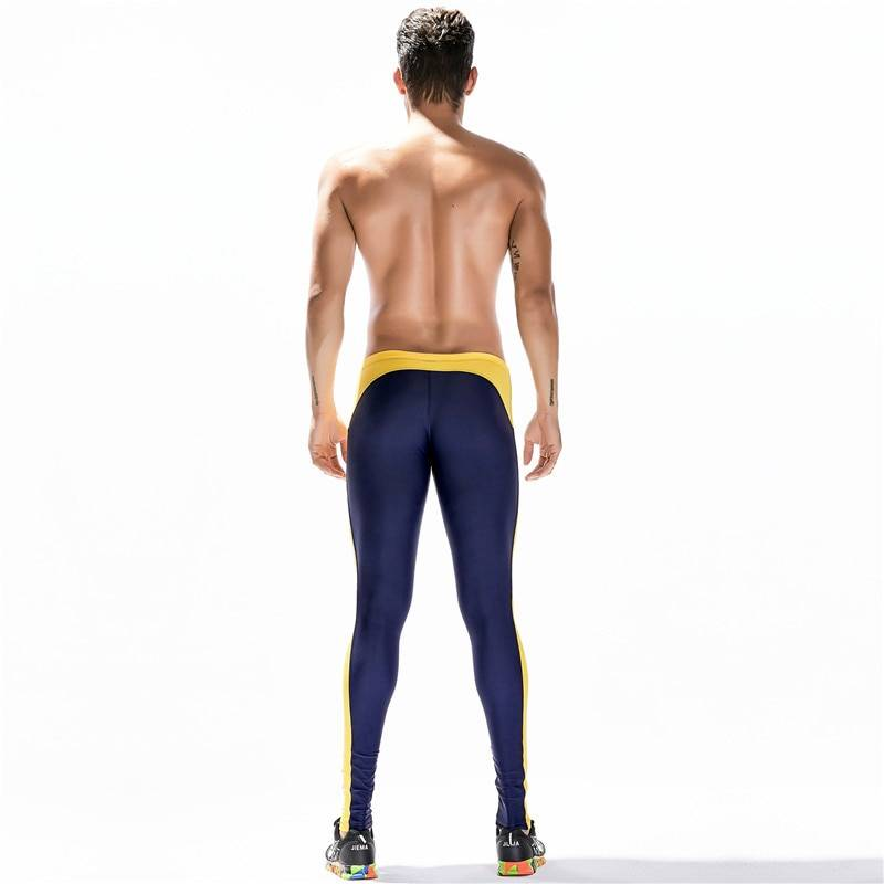 Sports Leggings for Men Clothing Leggings Mens