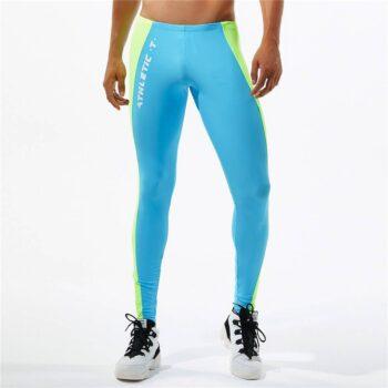 Athletic Bodybuilding Gym Leggings for Men Mens Clothing Leggings| The Athleisure