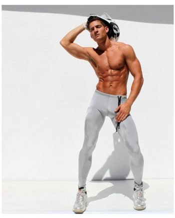 Sports Tights for Men Mens Clothing Leggings