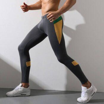 Athletics Workout Fitness Leggings for Men Mens Clothing Leggings| The Athleisure