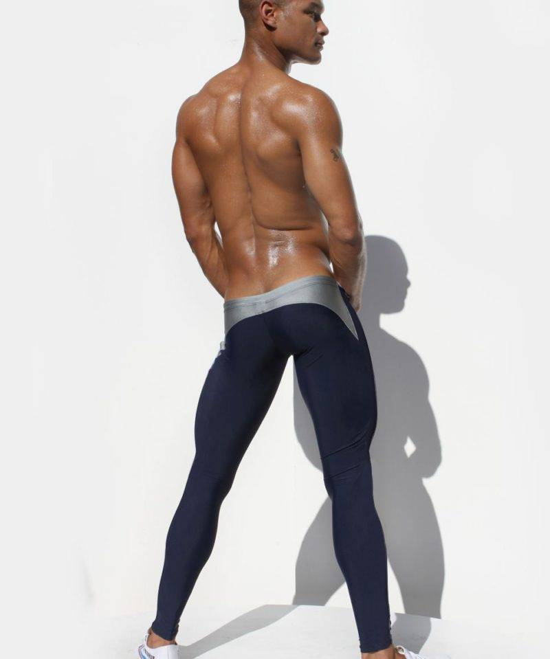 Sports Tights for Men Mens Clothing Leggings