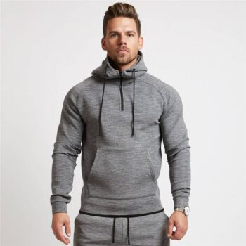 Casual Running Hoodie for Men Mens Clothing Jackets & Hoodies| The Athleisure