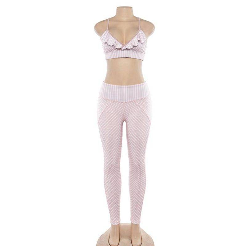 Yoga Set for Women Womens Clothing Suits