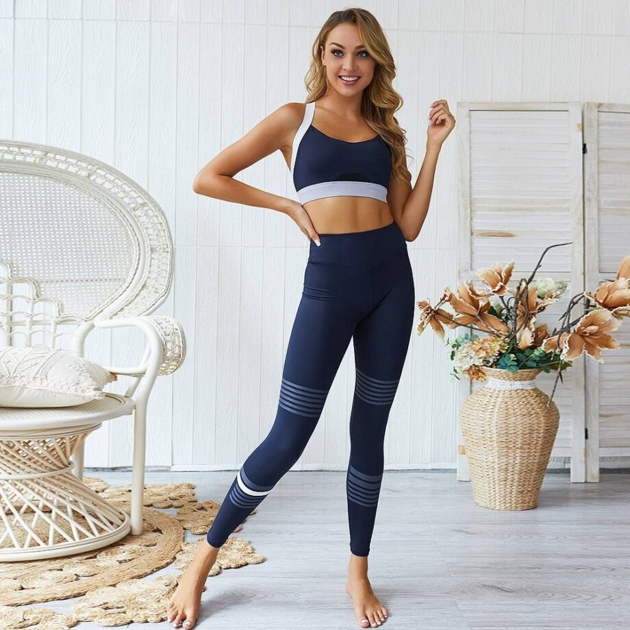 Fitness Tracksuit for Women Womens Clothing Suits