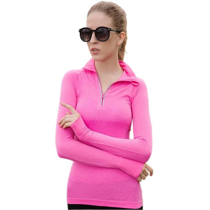 Long Sleeve Running Shirt for Women Womens Clothing Tops & T-shirts