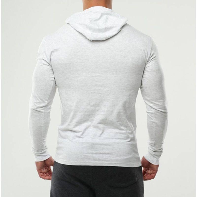 Skull Long Sleeve Hoodie for Men Mens Clothing Jackets & Hoodies