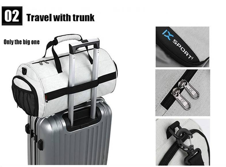 Gym and Travel Bag for Men and Women Womens Bags Mens Bags