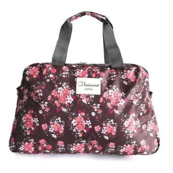Multifunctional Floral Sports Bag for Women Womens Bags| The Athleisure