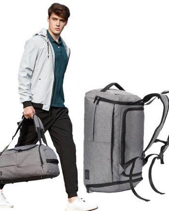 Multifunctional Gym Bag / Backpack for Men Mens Bags