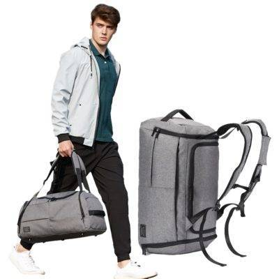 Multifunctional Gym Bag / Backpack for Men Mens Bags
