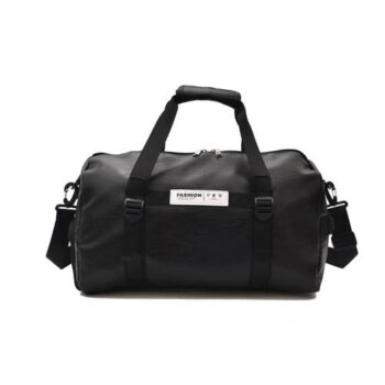 Leather Fitness Shoulder Bag for Men and Women Womens Bags Mens Bags  The Athleisure