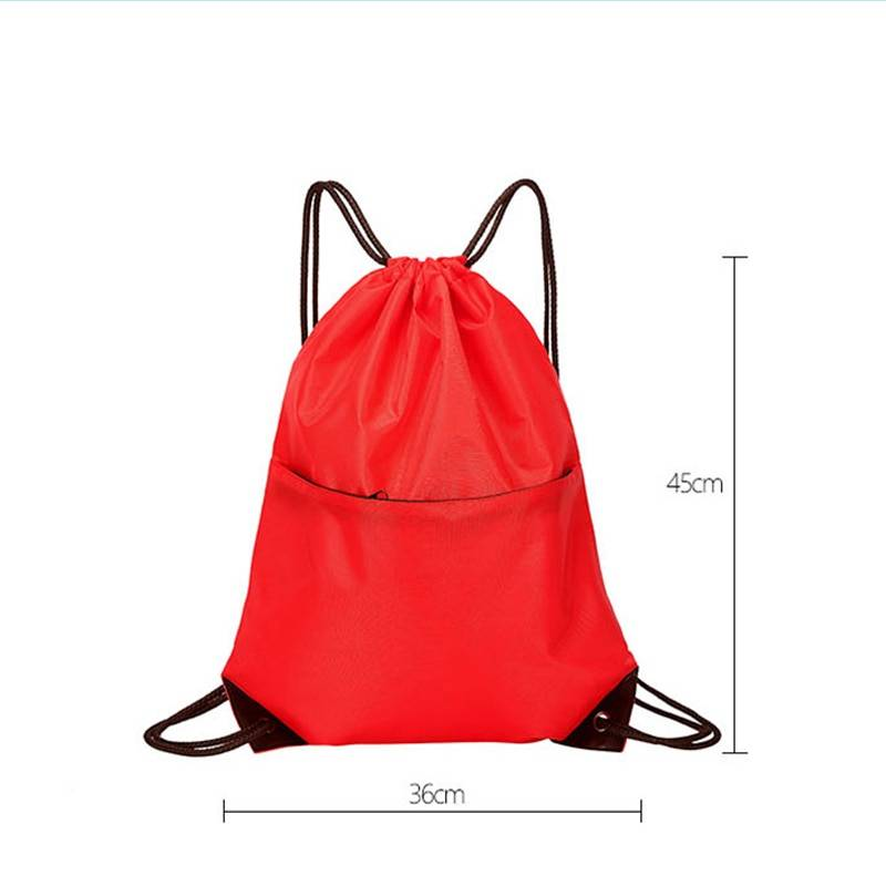 Waterproof Zipper Gym Sports and Travel Bag for Men and Women Womens Bags Mens Bags