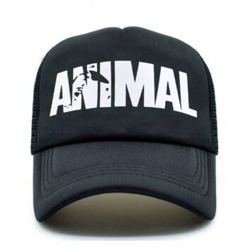 Animal Gym Cap for Men and Women Womens Hats Mens Hats| The Athleisure