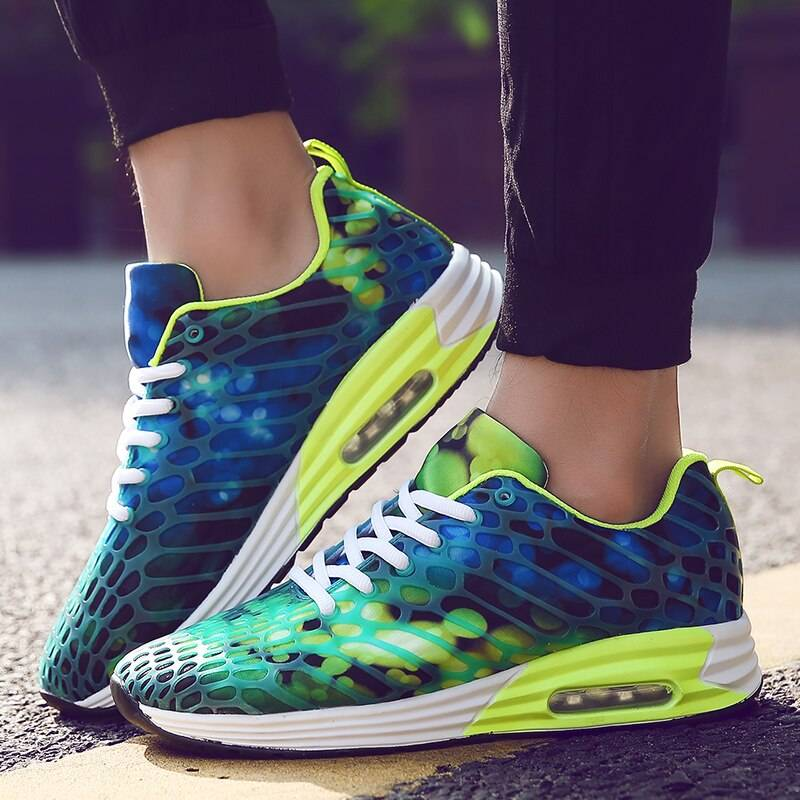 Colourful Running Shoes for Men and Women Womens Footwear Mens Footwear