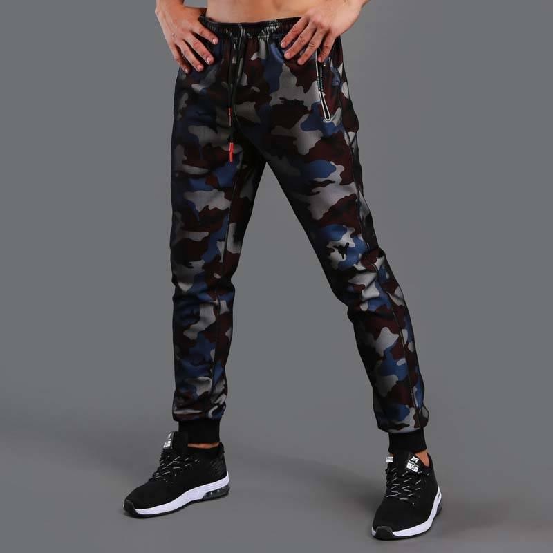 Camouflage Jogging Pants for Men Mens Clothing Pants