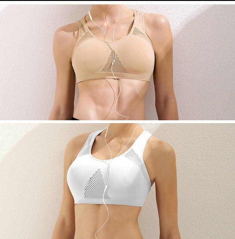 Natural Color Sports Bra For Women Womens Clothing Tops & T-shirts