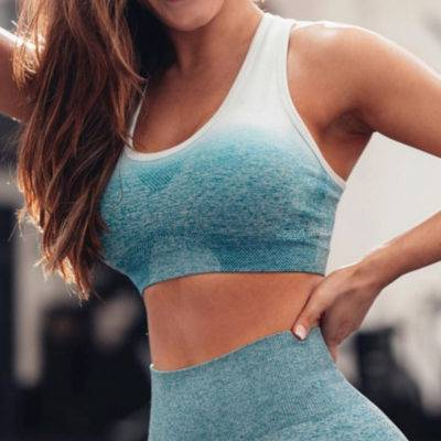 Fitness Bra for Women Womens Clothing Tops & T-shirts