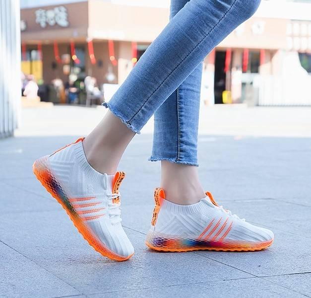 Breathable Sneakers for Women Womens Footwear