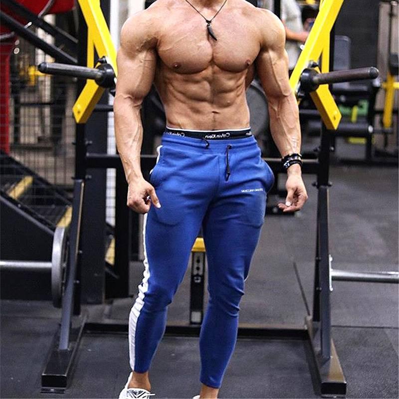 Fitness Pants for Men Mens Clothing Pants