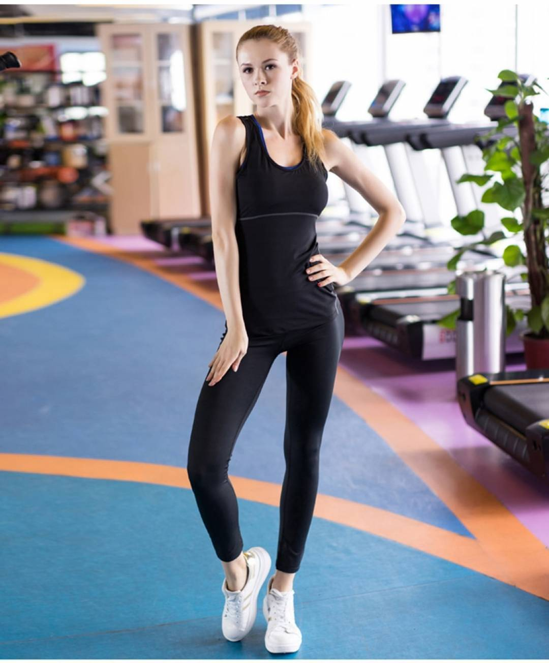 Training Sleeveless Top for Women Womens Clothing Tops & T-shirts