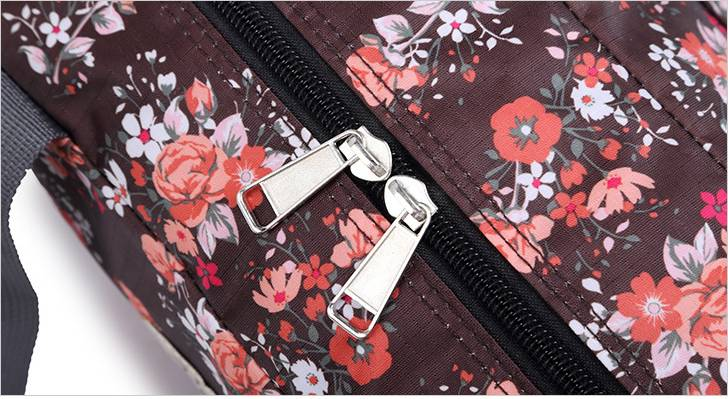 Multifunctional Floral Sports Bag for Women Womens Bags