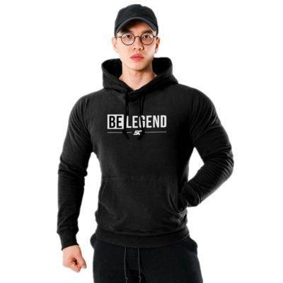 Stylish Gym Hoodie for Men Mens Clothing Hoodies