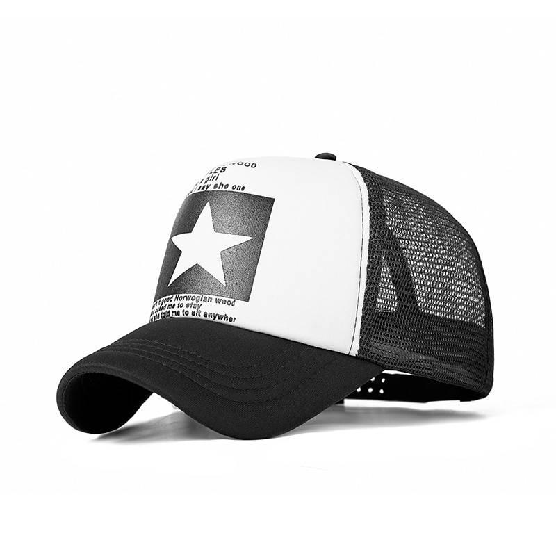 Star Cap for Men and Women Womens Hats Mens Hats