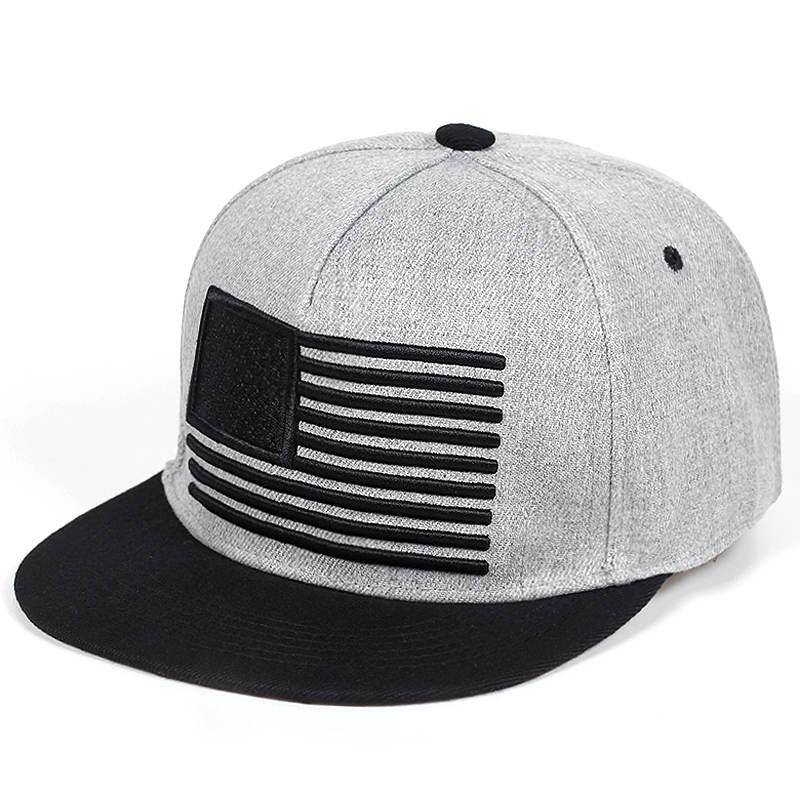 3D Flag Cap for Men Mens Hats