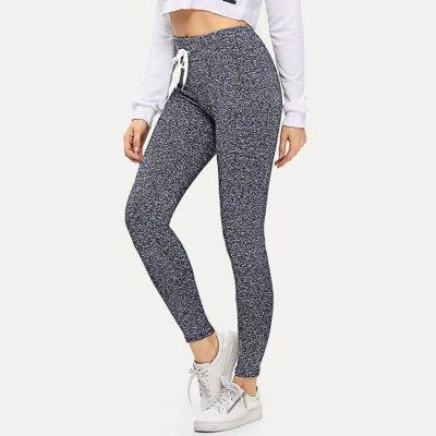 Elastic Sport Pants for Women Womens Clothing Pants