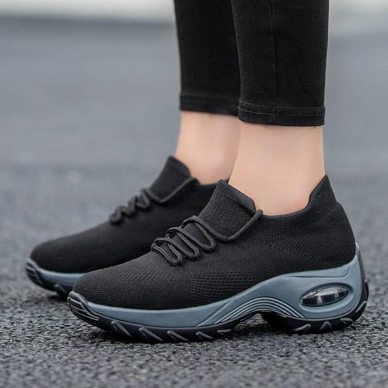 Air Cushioning Running Shoes for Women Womens Footwear