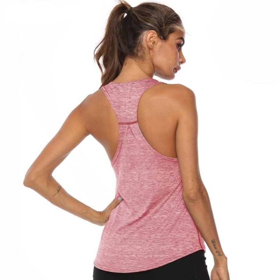 Sleeveless Fitness Tank Top for Women Womens Clothing Tops & T-shirts