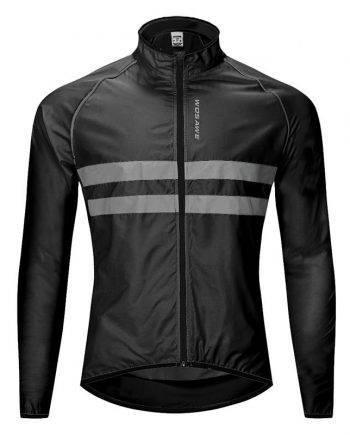 WOSAWE Cycling Jacket High Visibility MultiFunction Jersey Road MTB Bike Bicycle Windproof Quick Dry Rain Coat Windbreaker Mens Clothing Jackets & Hoodies